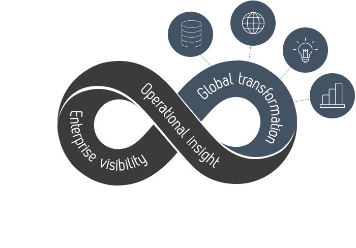 Global Transformation | InfinityQS Excellence Loop