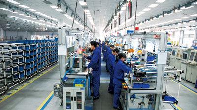 精益生产 浅析 主要特征 中心/浅析精益生产的主要特征